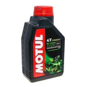 Моторное масло для мотоцикла Motul 5100 4T 10W30 1L