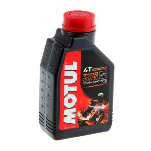 Моторное масло для мотоцикла Motul 7100 4T 20W50 1L