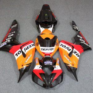 Пластик на мотоцикл Honda CBR1000RR 2006-2007 Repsol