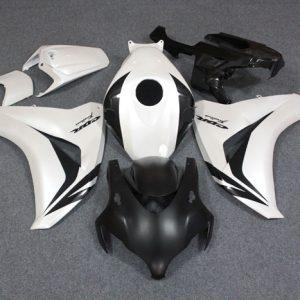 Пластик на мотоцикл Honda CBR1000RR 2008-2011 White-Black