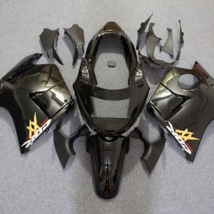 Пластик на мотоцикл Honda CBR1100XX Blackbird 1997-2006 Black