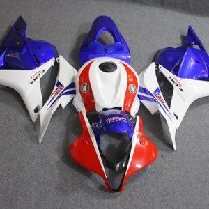 Пластик на мотоцикл Honda CBR600RR 2009-2012 HRS