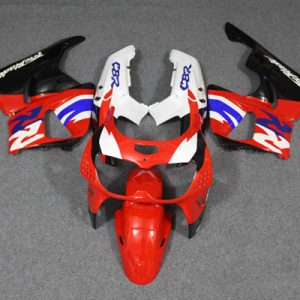 Пластик на мотоцикл Honda CBR919RR 1996-1997 Red-White-Blue-Black