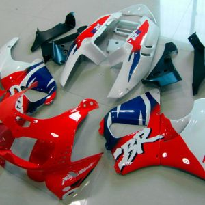 Пластик на мотоцикл Honda CBR919RR 1996-1997 Red-White