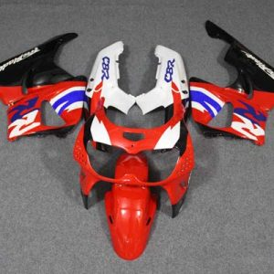 Пластик на мотоцикл Honda CBR919RR 1998-1999 Red-White-Blue