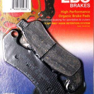 тормозные колодки для мотоцикла Honda EBC FA189