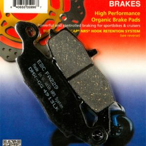 тормозные колодки для мотоцикла Suzuki EBC FA229