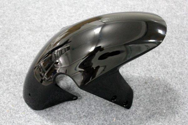 Пластик на мотоцикл Suzuki GSX-R1000 2000-2002 Сине-Черно-Серебристый-6