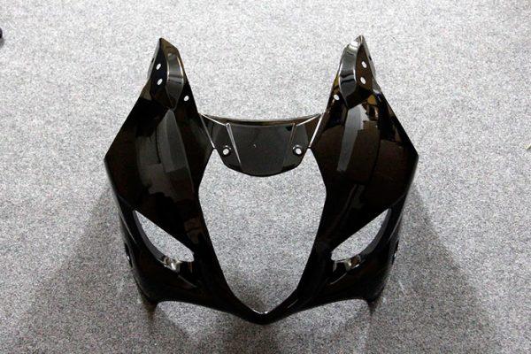 Пластик на мотоцикл Suzuki GSX-R1000 03-04 Черный-5