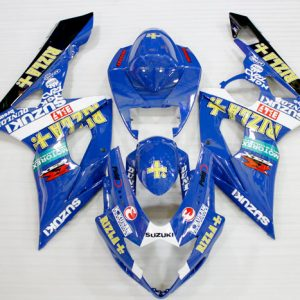Пластик на мотоцикл Suzuki GSX-R1000 05-06 Rizzla