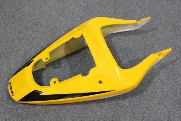 Пластик на мотоцикл Suzuki GSX-R 650/750 01-03 Желто-Черный-2