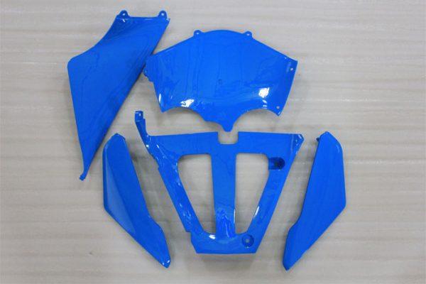 Пластик на мотоцикл Suzuki GSX-R 650 / 750 04-05 Rizzla-1