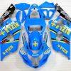 Пластик на мотоцикл Suzuki GSX-R 650 / 750 04-05 Rizzla