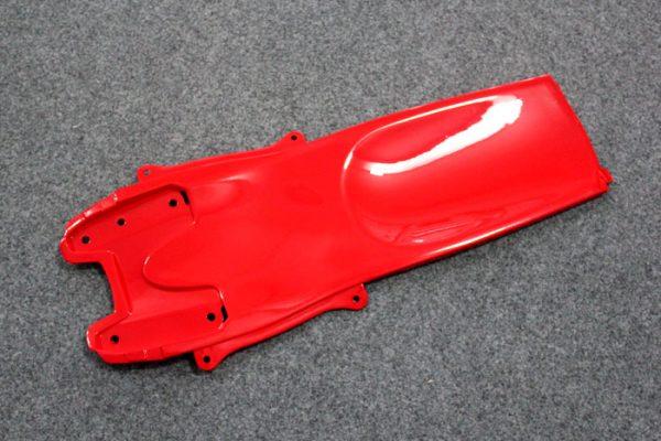 Пластик на мотоцикл Suzuki GSX-R 650/750 2006-2007 Lucky Strike Бело-Красный-8