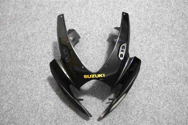 Пластик на мотоцикл Suzuki GSX-R 650/750 2006-2007 Черный-6
