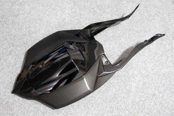 Пластик на мотоцикл Suzuki GSX-R 650/750 2008-2010 Черный-3