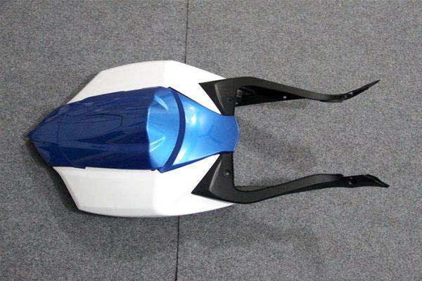 Пластик на мотоцикл Suzuki GSX-R 650/750 08-10 Color+ Сине-Белый-4
