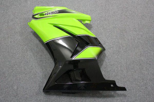 Пластик на мотоцикл Kawasaki Ninja 250R -1