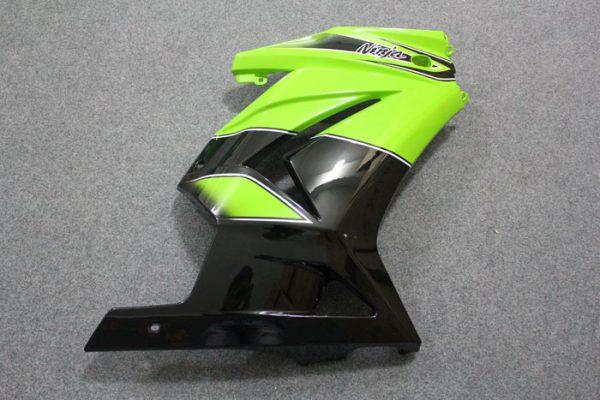 Пластик на мотоцикл Kawasaki Ninja 250R -2