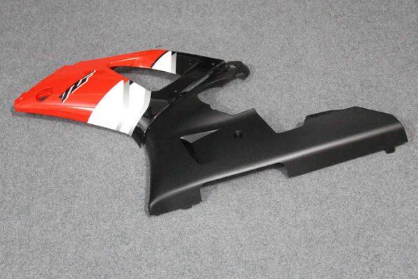 Пластик на мотоцикл Yamaha YZF-R1 00-01 Красно-Черный-1