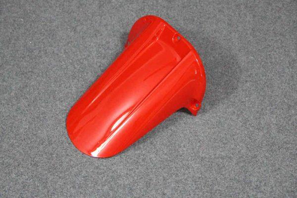 Пластик на мотоцикл Yamaha YZF-R1 00-01 Красно-Черный-5