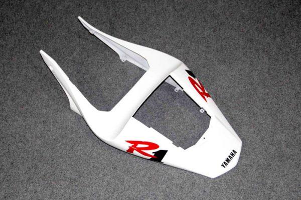 Пластик на мотоцикл Yamaha YZF-R1 00-01 Красно-Черный