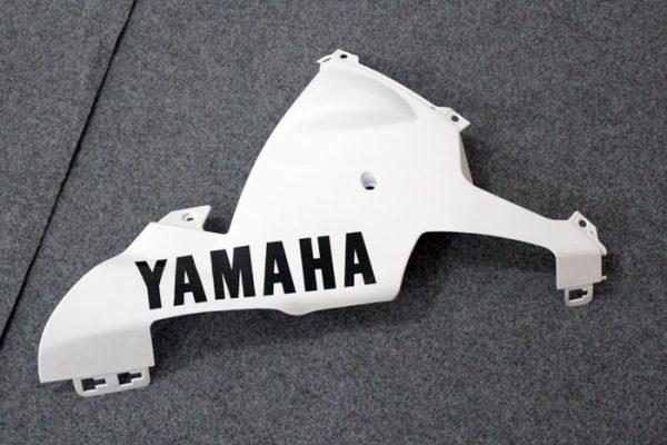Пластик на мотоцикл Yamaha YZF-R1 02-03 Красно-Черно-Белый-1
