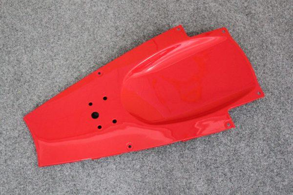 Пластик на мотоцикл Yamaha YZF-R1 02-03 Красно-Черно-Белый-6