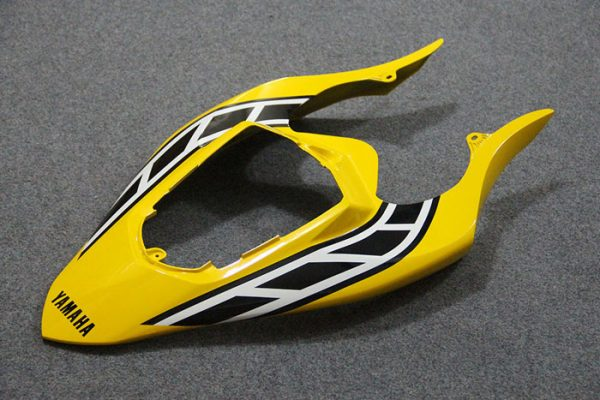Пластик на мотоцикл Yamaha YZF-R1 2004-2006 Желтый Limited 50th-2