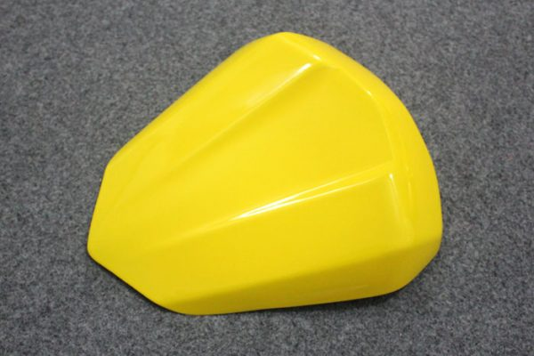 Пластик на мотоцикл Yamaha YZF-R6 2006-2007 Желтый Limited 50th-8
