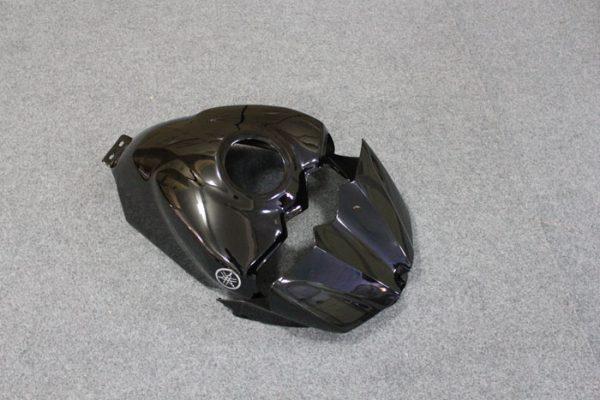 Пластик на мотоцикл Yamaha YZF-R1 07-08 Черный-6