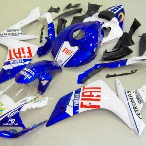 Пластик на мотоцикл Yamaha YZF-R1 07-08 Fiat
