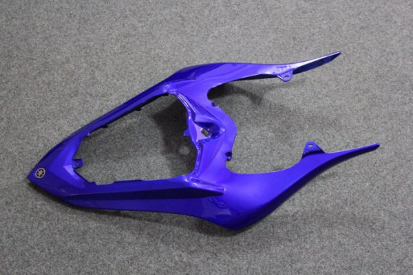 Пластик на мотоцикл Yamaha YZF-R1 07-08 Сине-Бело-Черный-1