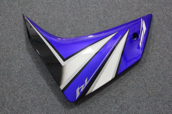 Пластик на мотоцикл Yamaha YZF-R1 07-08 Сине-Бело-Черный-5