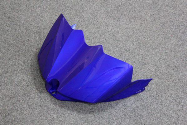 Пластик на мотоцикл Yamaha YZF-R1 07-08 Сине-Бело-Черный-9