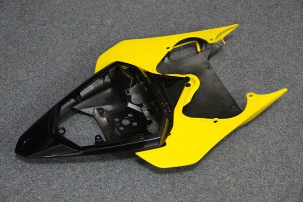 Пластик на мотоцикл Yamaha YZF-R6 2008-2015 Черно-Желтый-4