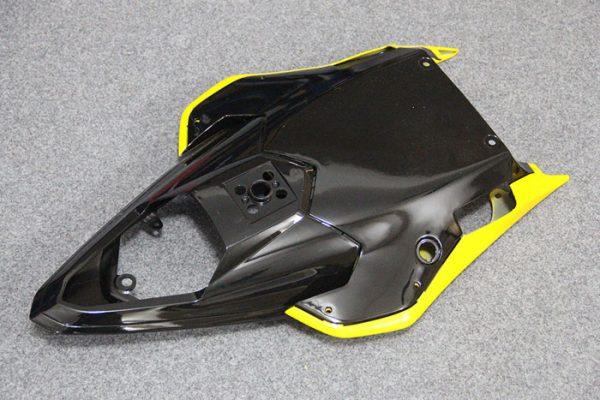 Пластик на мотоцикл Yamaha YZF-R6 2008-2015 Черно-Желтый-5