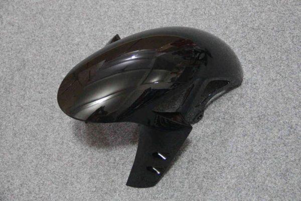 Пластик на мотоцикл Yamaha YZF-R1 09-11 Черный матовый-6