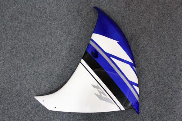 Пластик на мотоцикл Yamaha YZF-R1 09-11 Сине-Белый-4