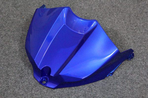 Пластик на мотоцикл Yamaha YZF-R1 09-11 Сине-Белый-9