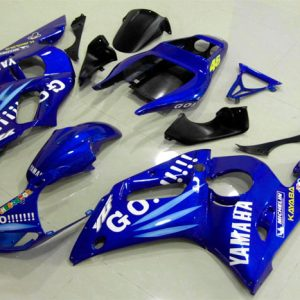 Пластик на мотоцикл Yamaha YZF-R6 1999-2002 Go!