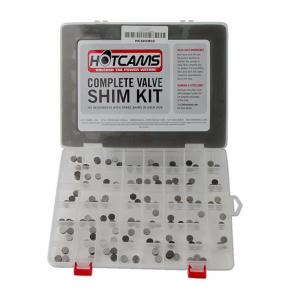 шайбы Hot Cams диаметром 7.48mm на Yamaha, Honda, Kawasaki, Szuzuki и др.